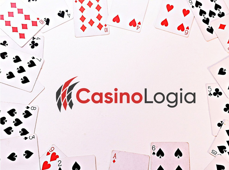 Casino Logo Design type graphic design illustration icon design illustrator logo vector branding art
