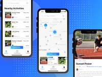 SPORTELLO - Discover Group Sport Activities Around You