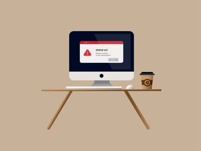 Work Table design graphic designer graphicdesign adobe illustrator illus vector computer illustration animation 3d