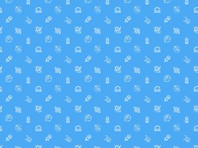 Background Pattern daiyui 059