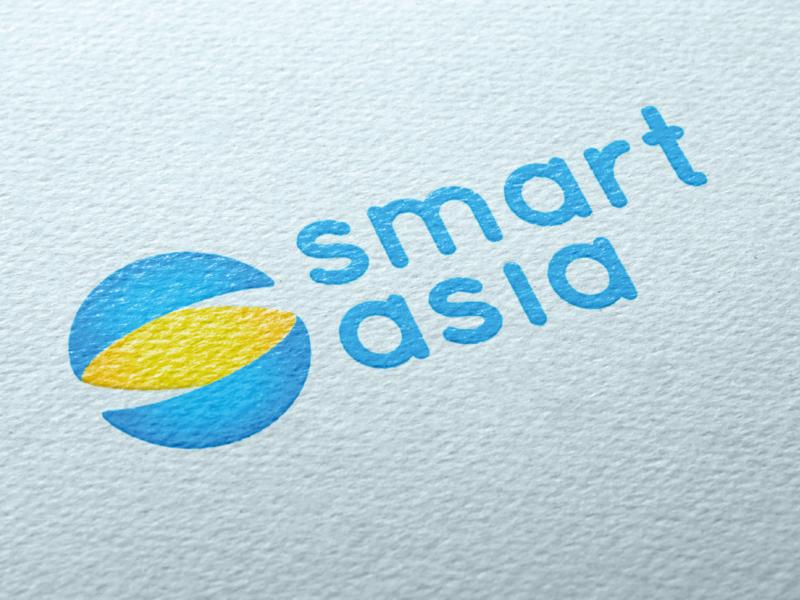 Smart Asia poster logo