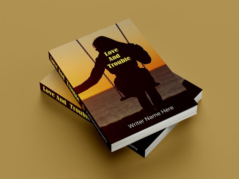 Love Book Cover Design