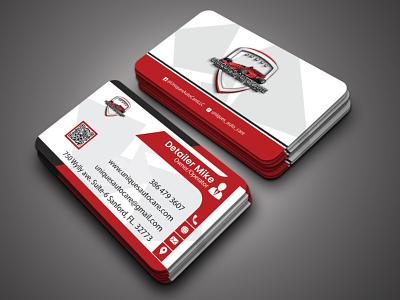 Creative Business Card Design creative  design creative illustration letterhead design graphic design business letterhead letterhead design business card design design id card company letterhead business card graphicsobai