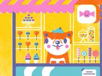 Shiba Candy Shop
