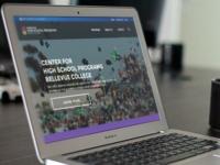 Bellevue College High School Programs Landing Page
