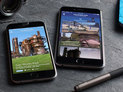 SnapScout  ui ios tourism iphone