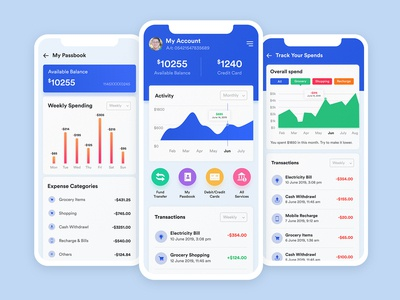 Banking App Ui- New Shot