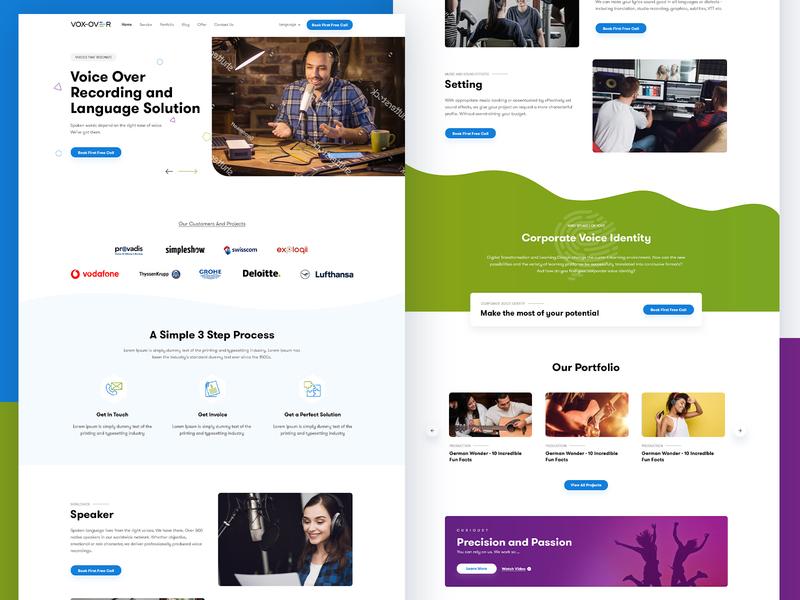 Website layout redesign modern design modern website design web layout psd design app ui website web web design dribbble invite clean ui ux ui design design