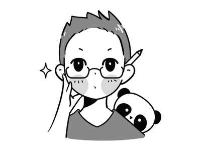 I got it! illustration