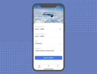 Flight booking exploration