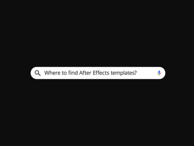 Search Logo Reveal For After Effect Free Project free logo intro free logo intro template outro intros intro screen youtubeintro logo animation intro after effect video templates promotional after effects cc after effect cc 2018 after effects project files