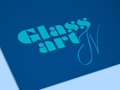 Glass art JV
