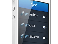 Personal genome app UI concept design