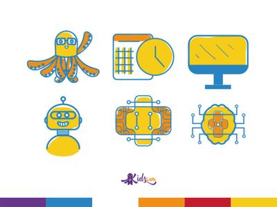 Icons Kidslab