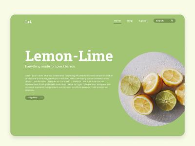 Daily UI Challenge Day #3: Landing Page graphic design app art illustrator ui branding web minimal illustration design