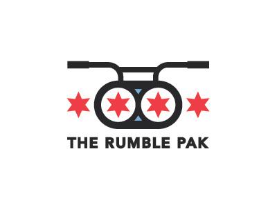 Rumble Pak Logo (Honda Ruckus) honda ruckus logo chicago