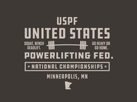 USPF Nationals Shirt