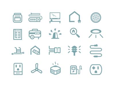 Kratt Icon Set