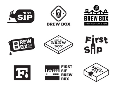 First Sip Brew Box Variations
