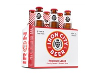 Iron City Beer 6 Pack