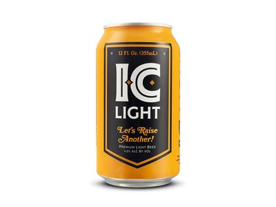 IC Light 12 OZ