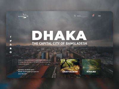 City UI - Dhaka City