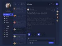 Dashboard UI - Emailing