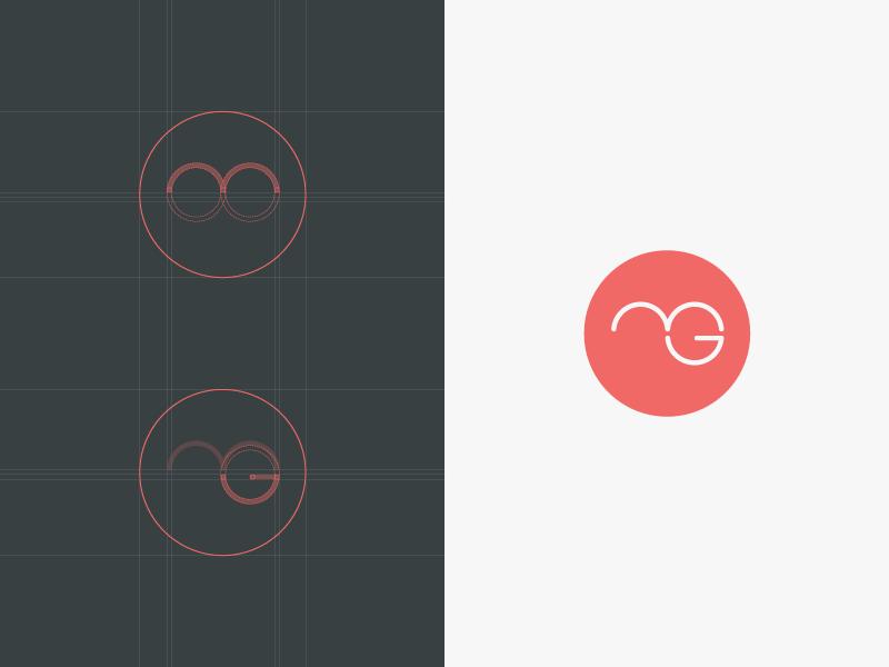 Personal Logo icon logo identity minimal flat brand