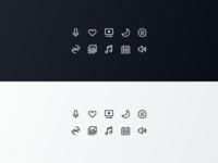 Xfinity Glyphs System