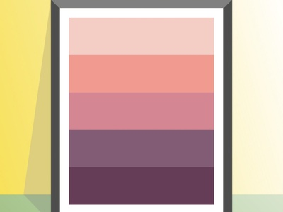 Colors #037 colorschemes colorscheme colors geometric vector illustration design flatposter flatdesign