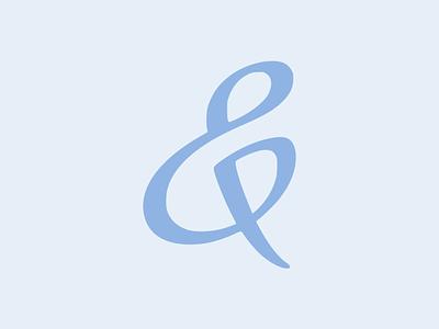 Ampersand #007 ampersand typography vector illustration design flatposter flatdesign