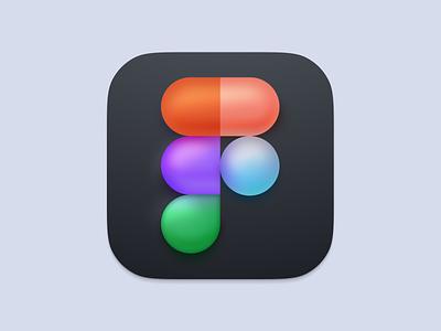 Figma icon big sur bigsur apple figma iconography design ui icons macos osx ios interface mac icon vector
