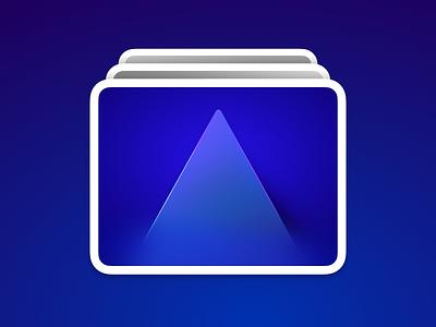 Luminar AI Library figma illustration design logo ui icons macos osx interface mac icon vector