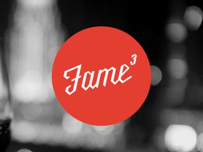 Fame Cube Production Logo