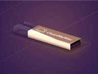 CleanMyMac Premium Flash Drive
