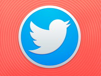 Twitter for Yosemite icon
