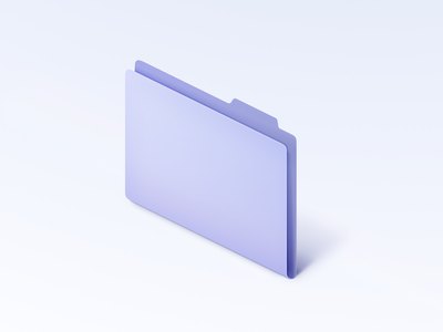 Mac OS 9 Folder figma isometric apple os9 macos9 maos mac icon folder