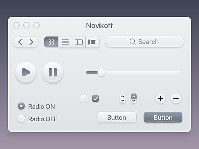 New MacOS X? macbook imac mac ui interface finder apple macos