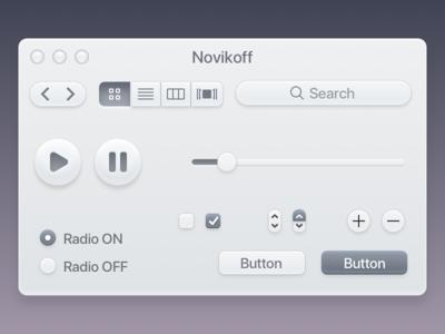 New MacOS X?