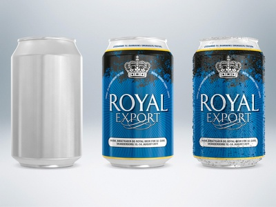 Beer Cans 3d beer cans packaging