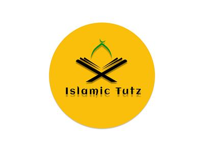 islamic tutz-logo illustrator figma logo design illustration