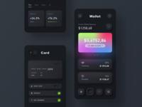 Wallet application design