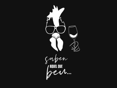 Tshirt for Gallina de Piel Wines