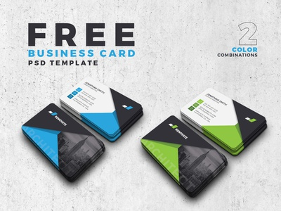 FREE Business Card PSD Template typography download psd file logo psd download brand photoshop free business card freebies vector illustration business card branding print ready design graphic print