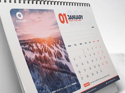 Desk Calendar 2020 marketing month holidays template calendar 2020 calendar photoshop branding corporate modern creative design professional print ready graphic print desk