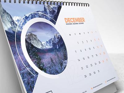 Desk Calendar 2020 Template desk calendar prints product desk template photoshop modern creative print ready graphic design print office calendar 2020 calendar identity branding logo