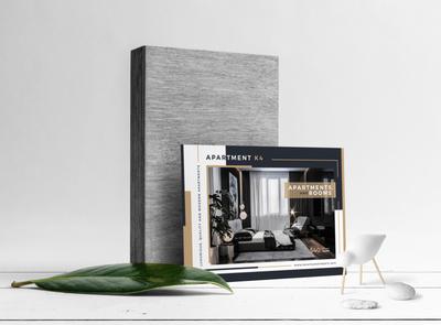 Apartment Postcard Template PSD
