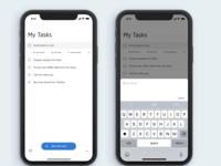 Google Task Redesign