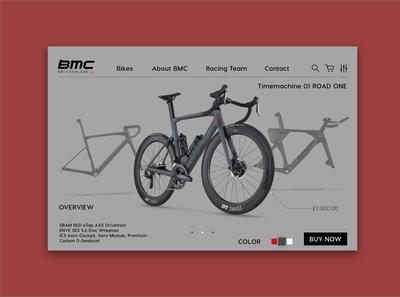 BMC SWITZERLAND product page