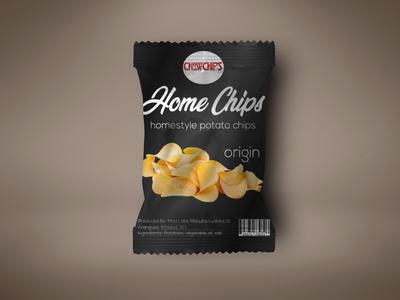 label for chpips bag